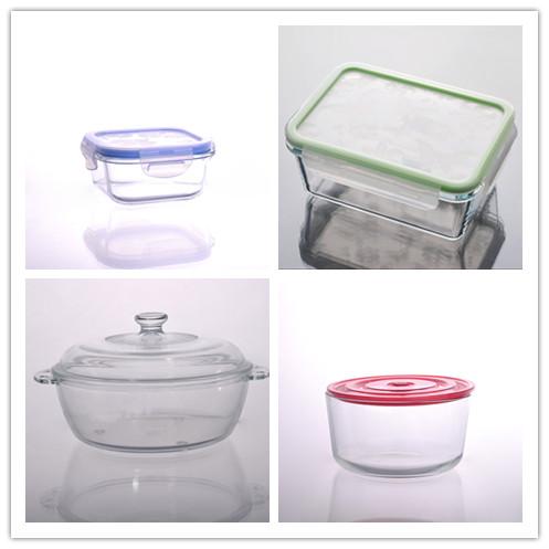 Promotional glass bowl sets