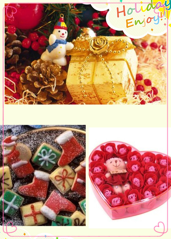Select Christmas gifts for Sunny colleagues