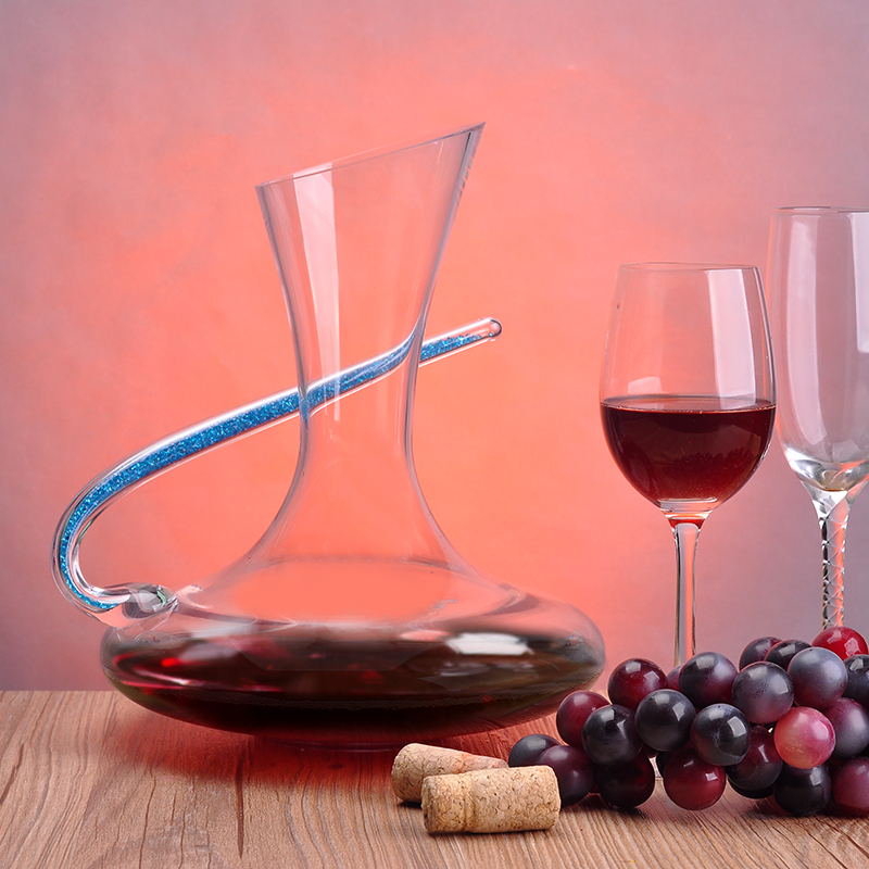 wine decanter from sunng glass