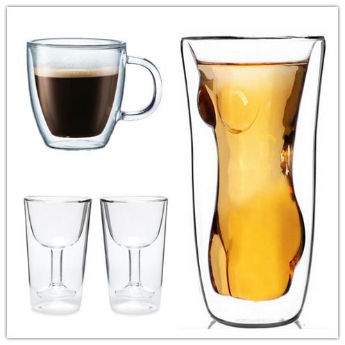 Borosilicate Double Wall Glass2
