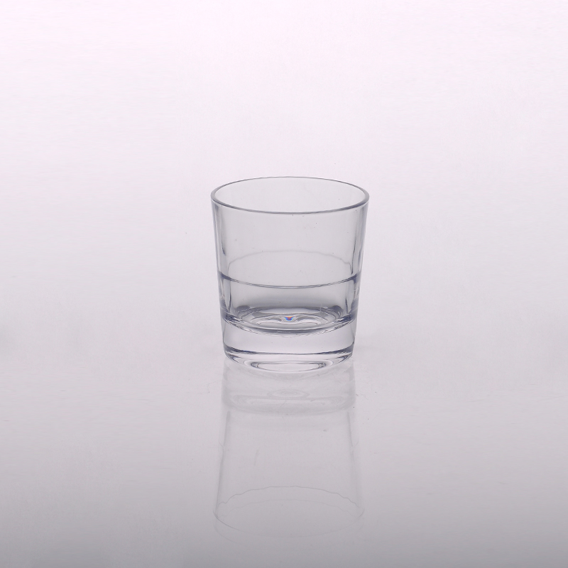 70ml Little White Wine Cup Glass Tumble Glassware