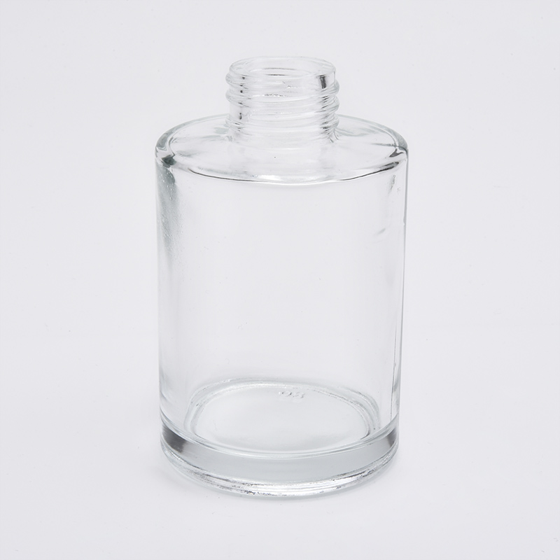 clear cheap glass diffuser bottles wholesaler