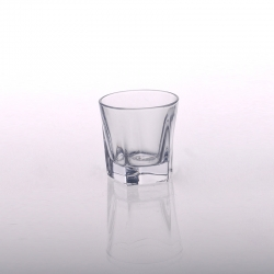 Clear Recycling Water Tumbler Shot Glass Cup for Bar and Family or Restaurant