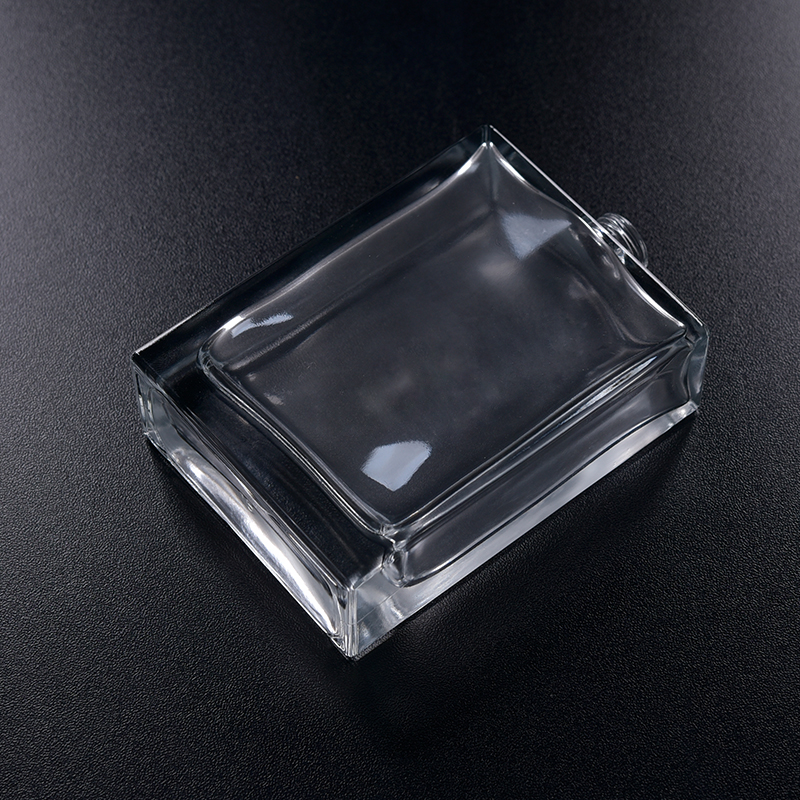 100ml square perfume bottles