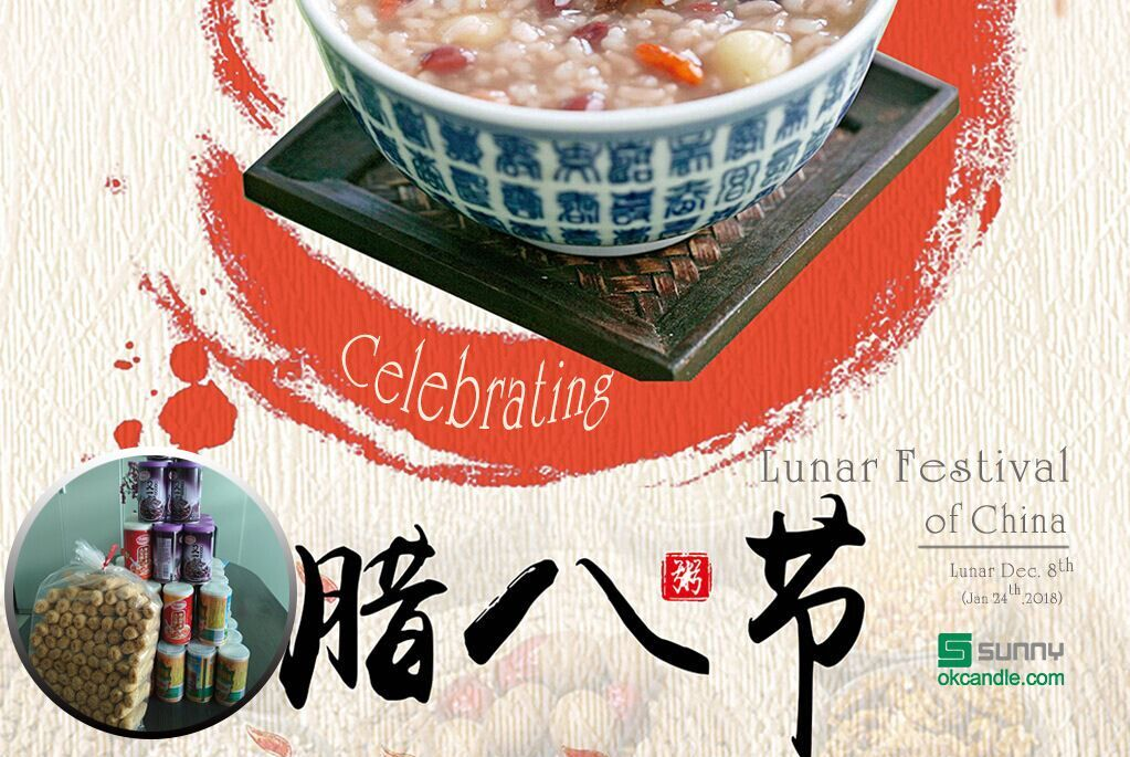 Happy laba Rice Porridge Festival