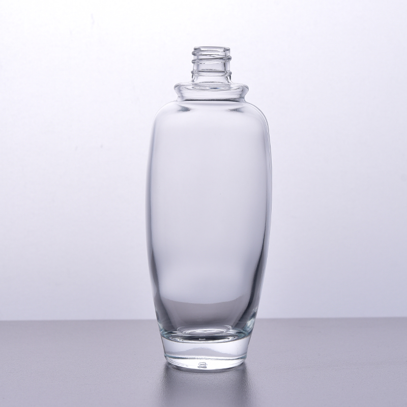 130ml Crystal perfume bottle glass wholesale