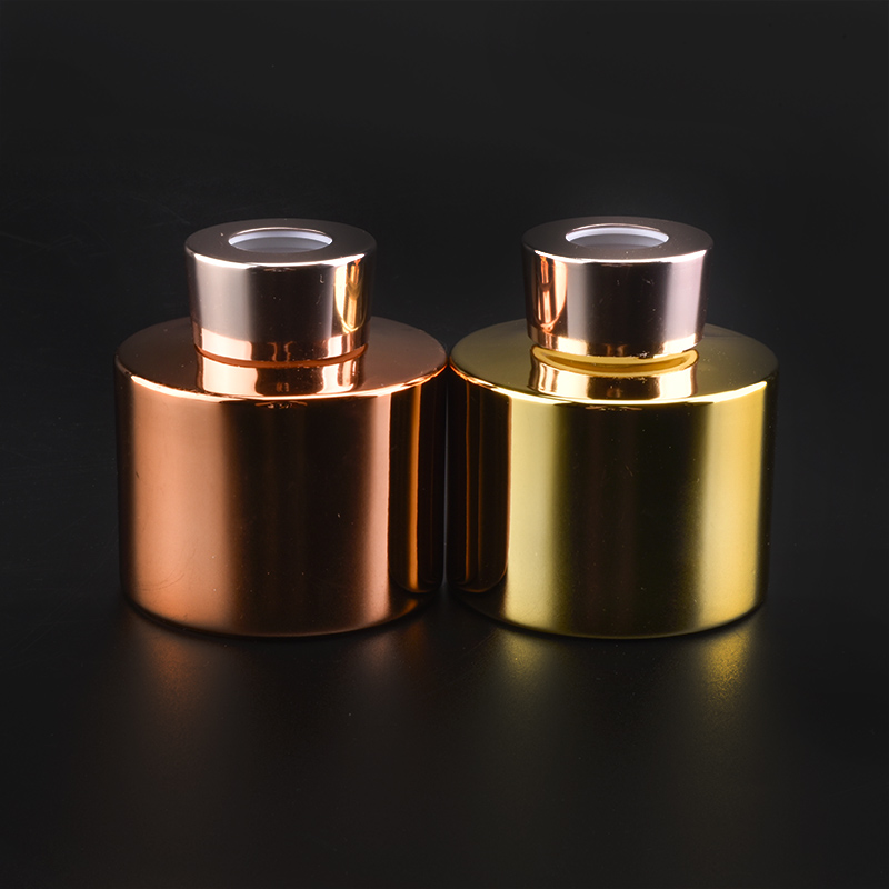 180ml Bronze Glass Aroma Reed Diffuser Bottles