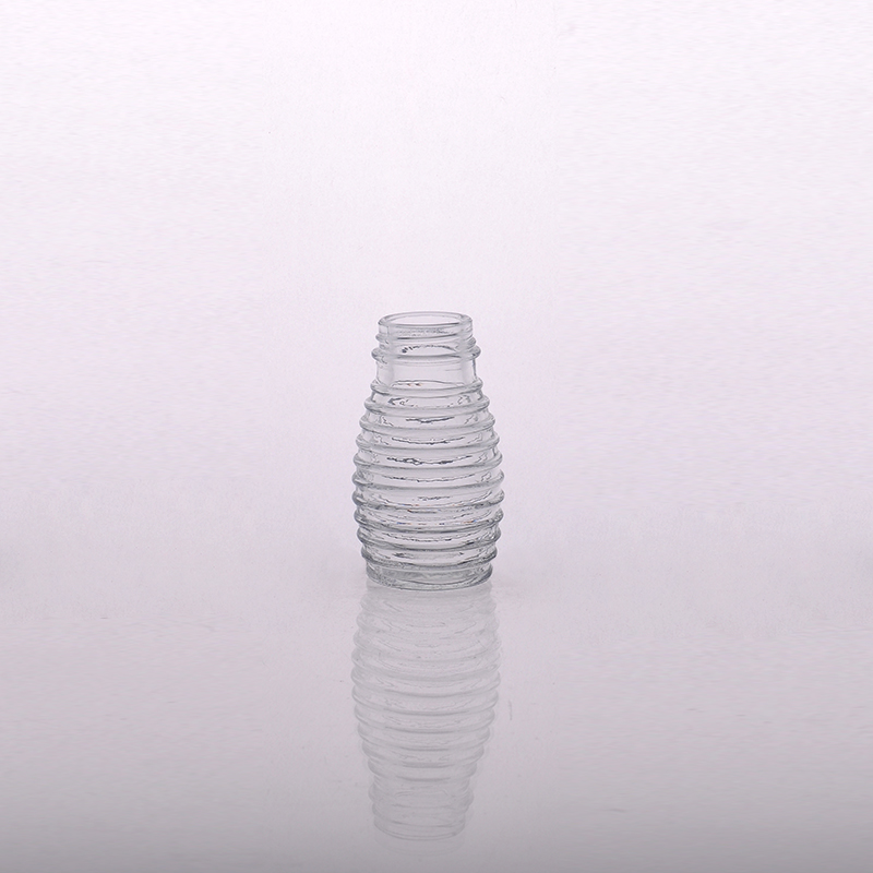 New Design Circle Shape Juice Canister Glass Jar China Manufacturer
