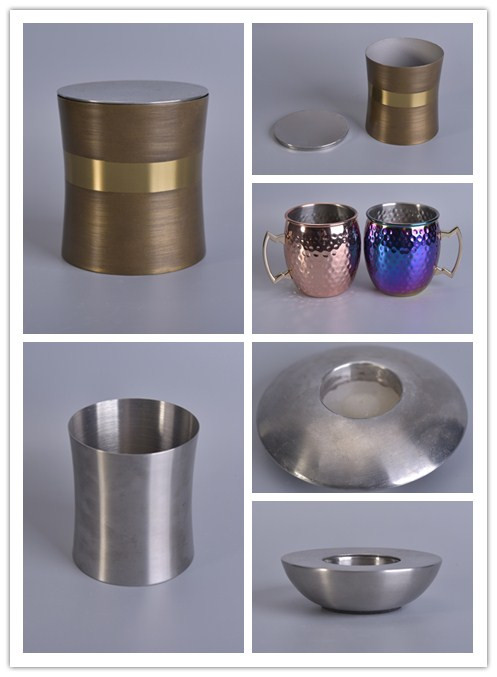 Wholesale metal candle holder