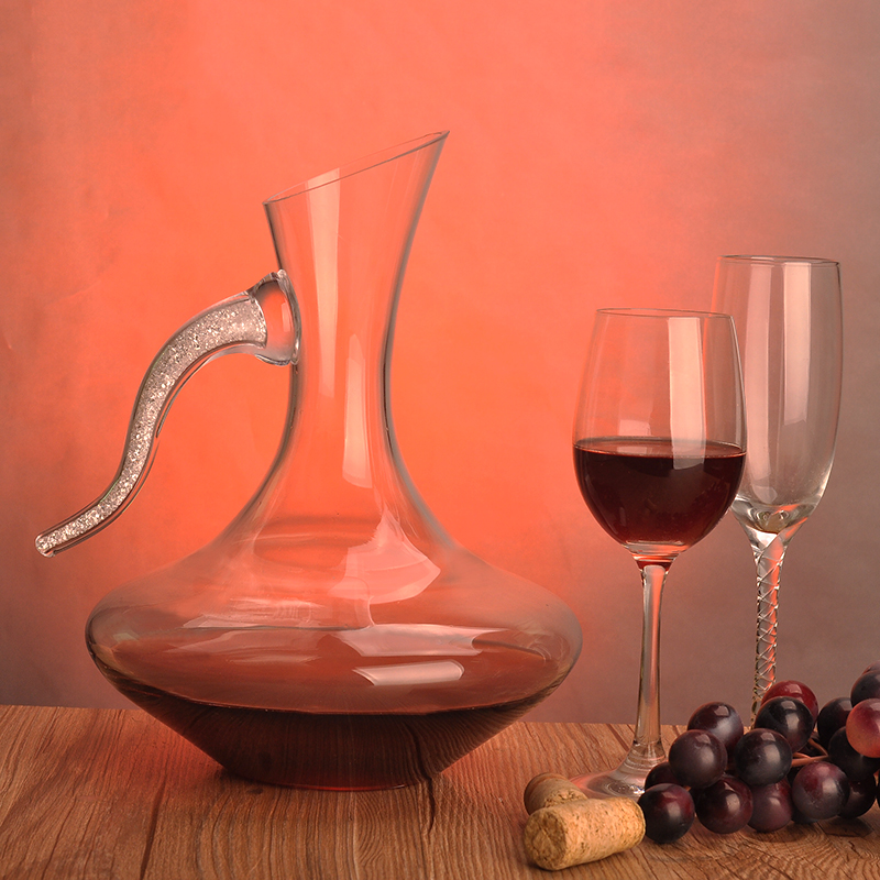 Luxury High quality glass wine decanter from Sunny Glassware