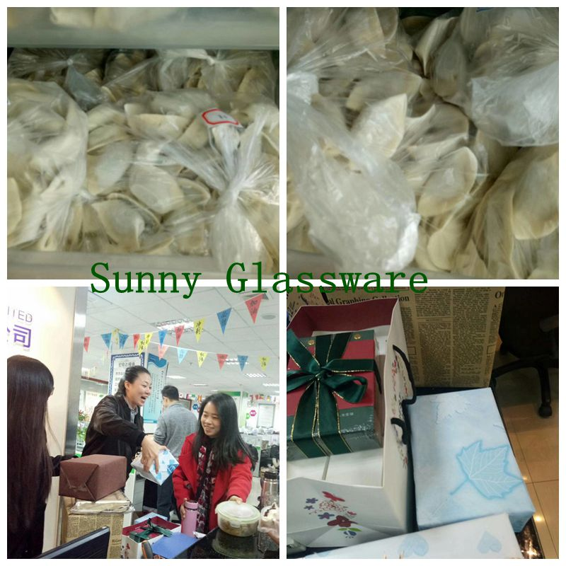 Winter Solstice Festival Dumplings and Christmas Gift Exchange