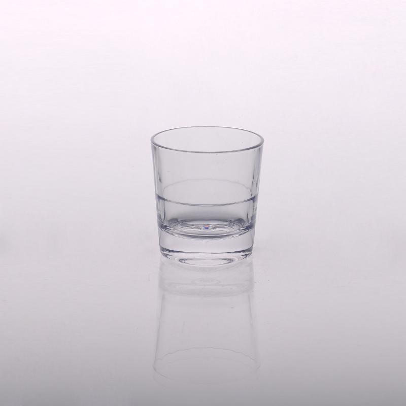70ml Little White Wine Cup Glass Tumble Glassware