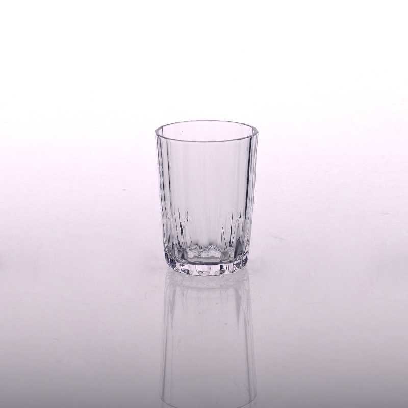 220ml Clear Water Glass Wine Cup for Family and Bar