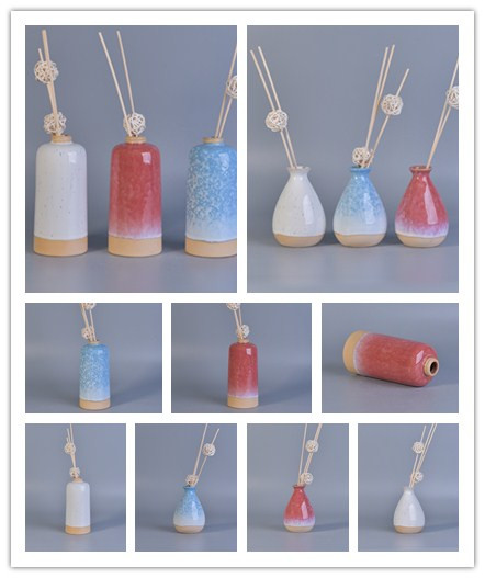 New arrival ceramic aroma reed diffuser bottles