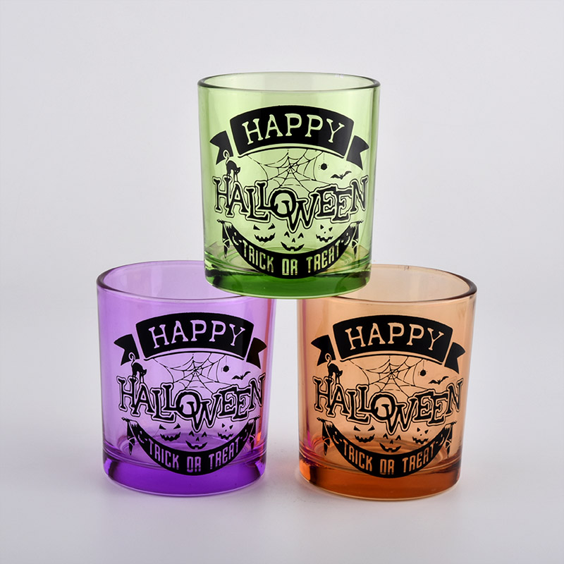 New Arrival Glass Candle Jars