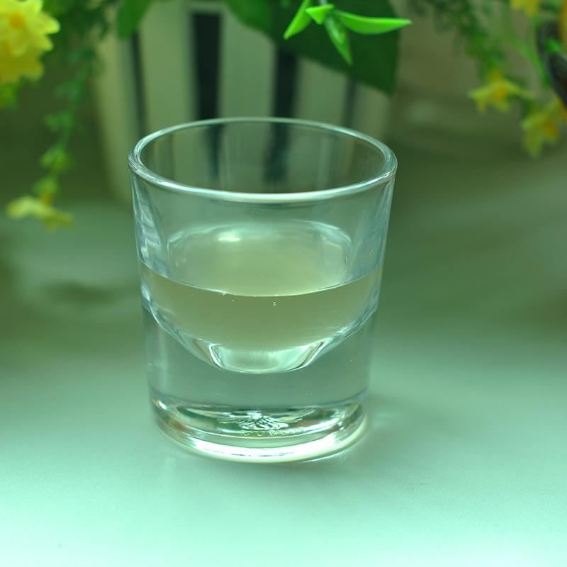 Heavy Bottom Whiskey Glasses Thick Bottom Whisky Glass