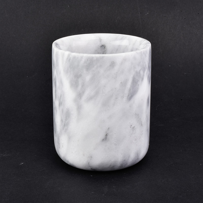 Marble Candle Jars Wholesale