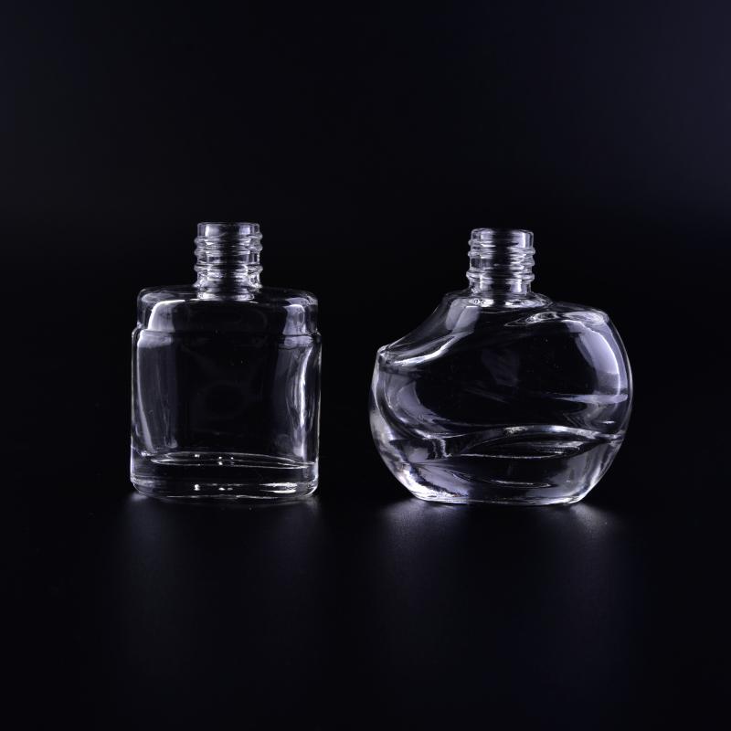 15ml carry-on Mini Cheap Clear Glass Perfume Bottle