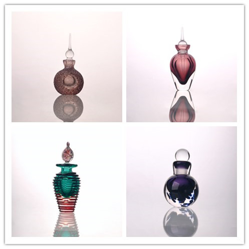 OEM luxury glass perfume bottle