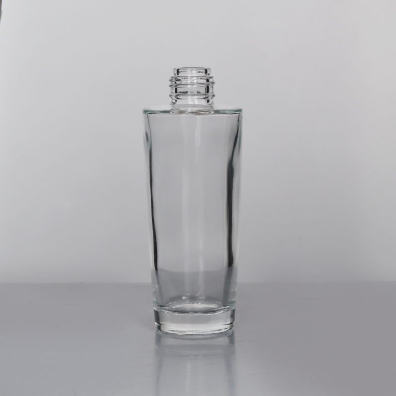 Bulk Clear Glass Perfume Bottles For Wholesale Glass