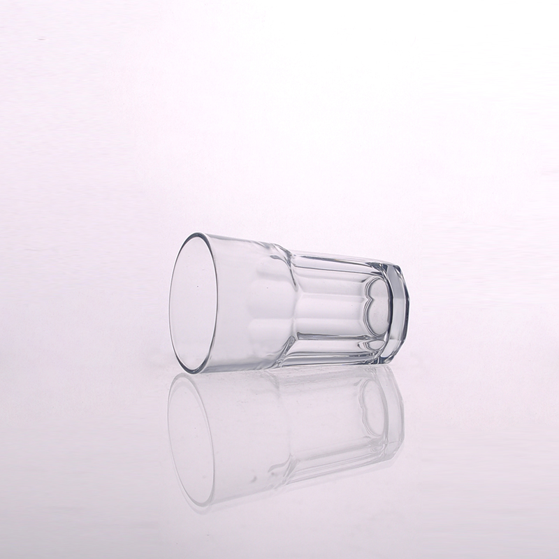 Customizable Heat Resistant Water Glass Beer Cups Without Handle