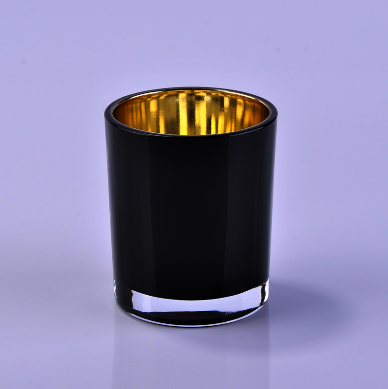 Painting Glass Votive Candle Holders