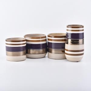 24oz ceramic candle jars wholesale