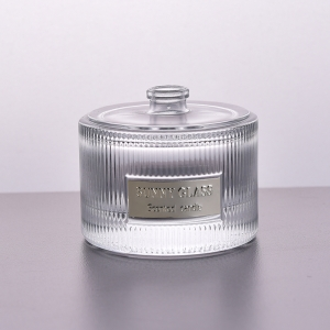 Square perfume bottles 50ml