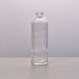 China 100ml cylinder perfume bottle with spray and cap factory