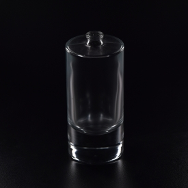China 100ml glass fragrance bottle factory