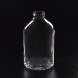China 100ml round glass fragracne bottles for wholesale factory