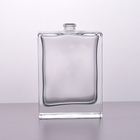 China 100ml wholesale perfume bottle clear factory