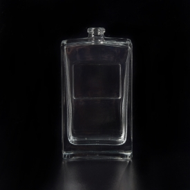 China 116ml square glass perfume bottle wholesale factory