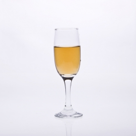 China 173ml champagne glasses factory