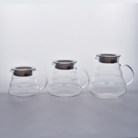 China 300ml Borosilictae glass tea pot wholesale factory