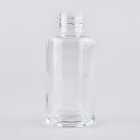 China 3oz clear glass diffuser bottle for fragrances factory
