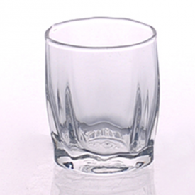 China 60ml clear drinking cup wholesale glassware factory
