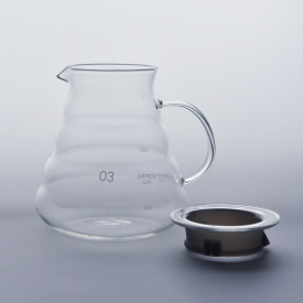 China 700ml hot sale high borosilicate glass pots wholesale factory