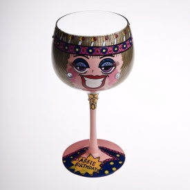 China Big round goblet whisky glasses wholesale factory