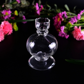 China Borosilicate Glass Empty Replacement Kerosene Oil Lamp factory