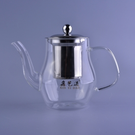 China Chinese thermos pyrex glass tea pot wholesale factory
