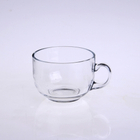 China Clear Base Tea Cup factory