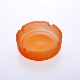 China kilang Ashtray kaca jernih, Ashtray bahan warna