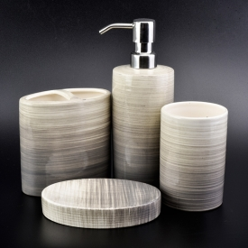 China Hand painted ceramic bathroom series home decoration wholesale factory