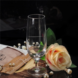 China Wholesale Elegance Champagne Glass / High quality Champagne flute factory