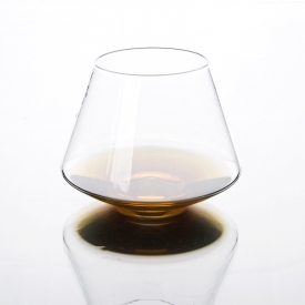 China High quality crystal wine glass whiskey glass factory