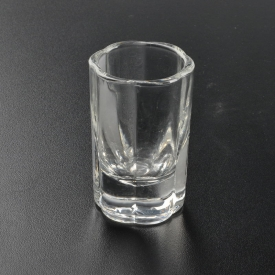 China Long body drinking tumbler beverage glass cup factory