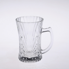 China Newest hot sale beer glass for bar factory