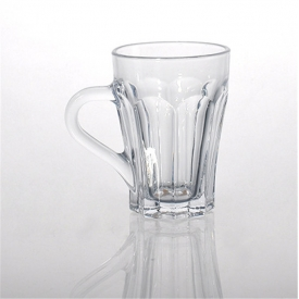 China OEM/ODM promotional gifts beer glass wholesale , factory price beer mugs drinking glass cup factory