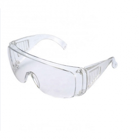 China Safety Goggles Transparent Shockproof Glasses for coronavirus protection factory